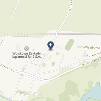 Centrum Zdrowia w Czernicy na mapie