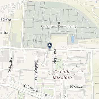 ISPL Krystyna Szufnarowska na mapie