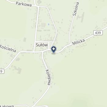 """NZOZ """"Centrum Usług Stomatologicznych"""" na mapie"""