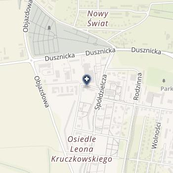 ISPL Gabinet Alergologiczny Urszula Kuźmińska na mapie