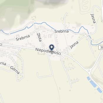 Prywatny Gabinet Stomatologiczny Joanna Genzor na mapie