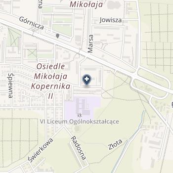 Prywatny Gabinet Stomatologiczny Jolanta Mantke na mapie