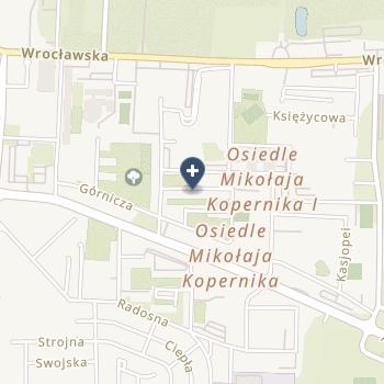 Prywatny Gabinet Stomatologiczny Sztyler Ireneusz na mapie