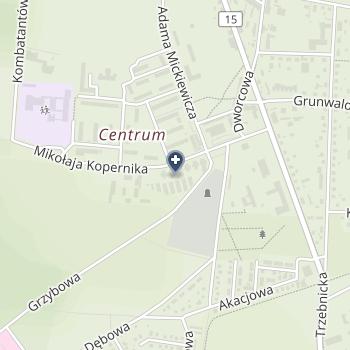 ISP Stomatologiczna Barbara Klupa na mapie