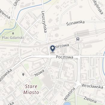 Specjalistyczny Ośrodek Okulistyczny na mapie