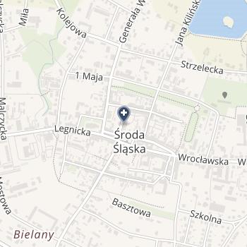 Trident Protetyka Stomatologiczna Andrzejewski Dariusz na mapie