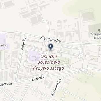 Hanna Lompart-Kwapiszewska Gabinet Stomatologiczny na mapie