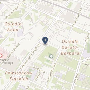Dolnośląskie Centrum Ginekologii i Zdrowia Rodziny na mapie