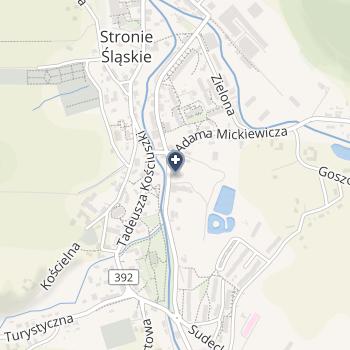 """Firma """"Akme"""" Grażyna Łanucha na mapie"""