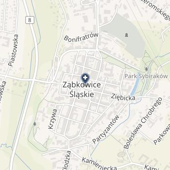 ISPL Gabinet Okulistyczny Piotr Janikowski na mapie