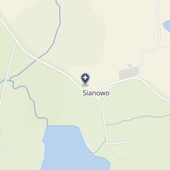 """NZOZ Centrum Medyczne """"Kaszuby"""" na mapie"""