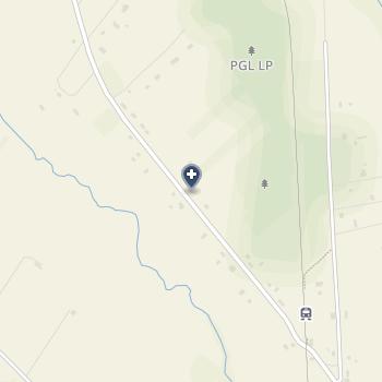 """NZOZ """"Eskulap-Łubno"""" na mapie"""