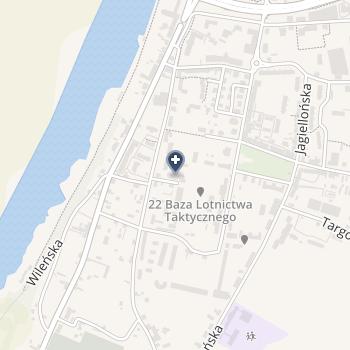 Szpital im. Dr Jadwigi Obodzińskiej-Król w Malborku na mapie