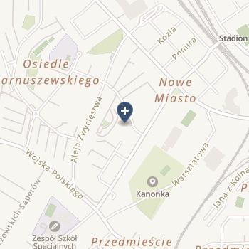 Centrum Medyczne Polimed na mapie