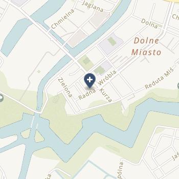 Fundacja Oparcia Społecznego Aleksandry Fosa na mapie