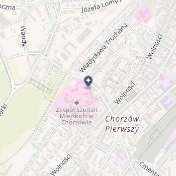 Urovita - NZOZ Szpital Śląskie Centrum Urologii na mapie