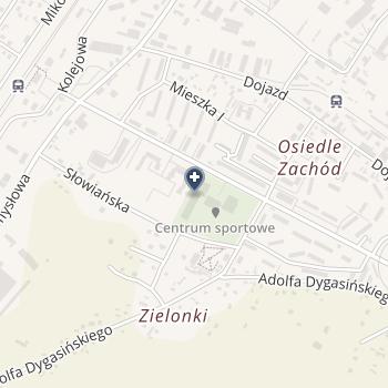 Centrum Logopedii, Uzależnień i Mediacji Sądowych na mapie