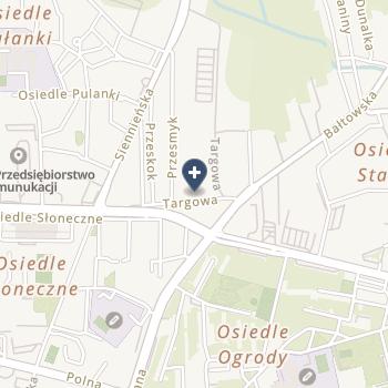 Świętokrzyskie Centrum Pulmonologii i Alergologii na mapie