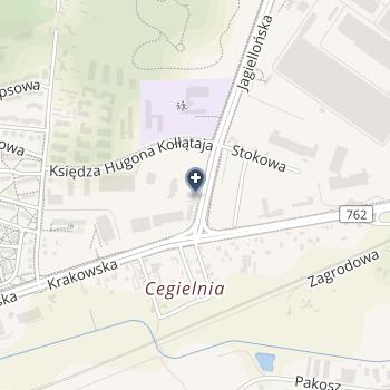 "Centrum Medyczne - ""Crossmed"" na mapie"