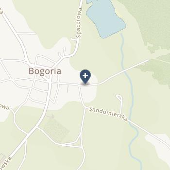 NZOZ - Gabinet Rehabilitacji Grzegorz Okarski - Bogoria na mapie