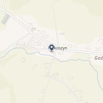 """Gabinet Rehabilitacji """"Znów Zdrów"""" na mapie"""