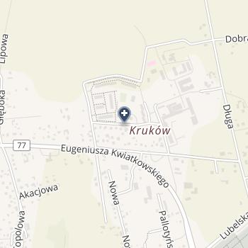 Szpital Specjalistyczny Ducha Świętego w Sandomierzu na mapie