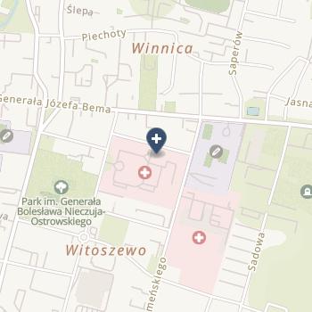 Mikro Net Jerzy Szeremieta, Jacek Wiliński na mapie