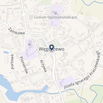 Ośrodek Rehabilitacji Uzależnionych Doren im. Berty Trusiewicz SPZOZ na mapie