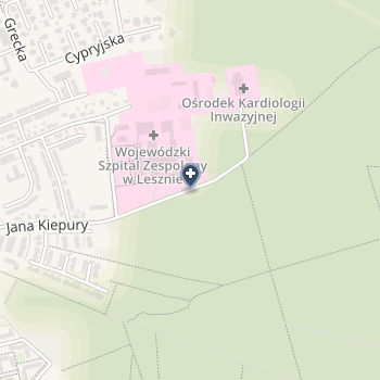 Medeor na mapie