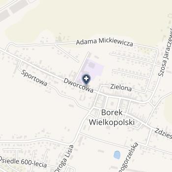 Gabinet Stomatologiczny Zofia Gryczka na mapie