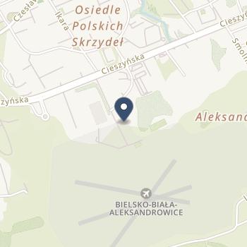 Centrum Widzyk na mapie