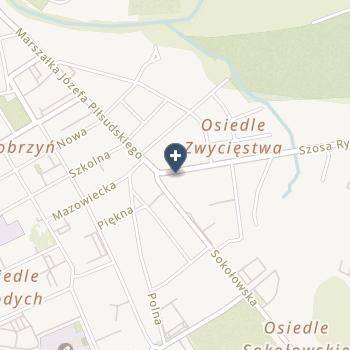 """NZOZ """"Nasz Medyk"""" na mapie"""