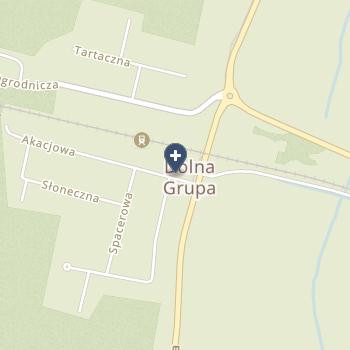 Gminna Przychodnia w Dragaczu na mapie