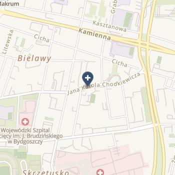 Specjalistyczna Praktyka Lekarska Marcin Kotzbach na mapie