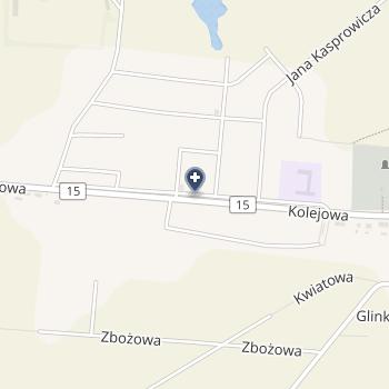 Specjalistyczne Centrum Stomatologiczne na mapie