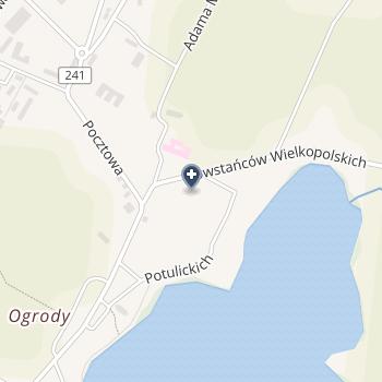 Prywatna Praktyka Stomatologiczna Barbara Kasprzak na mapie