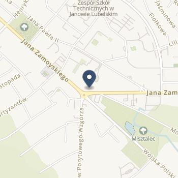 Centrum Medyczne Ani-Med Magdalena Woś - Ponczek na mapie