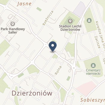 """NZOZ """"Dzierżoniowskie Centrum Specjalistyczne dr. Marioli Zawadzkiej"""" na mapie"""