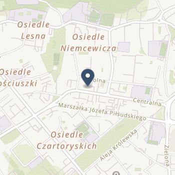SPZOZ w Puławach na mapie