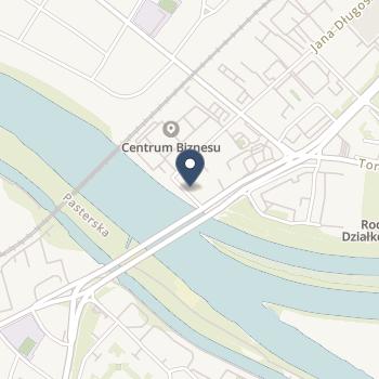 """Specjalistyczne Centrum Stomatologii """"Geodent"""" na mapie"""