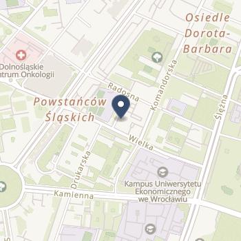 Gabinet Kardiologiczny na mapie