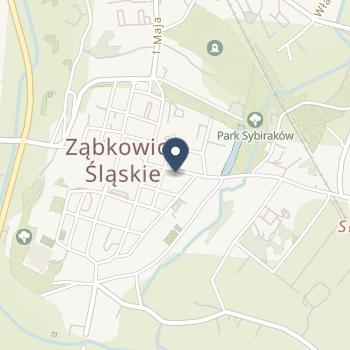 """NZOZ """"Zastrzyk"""" na mapie"""