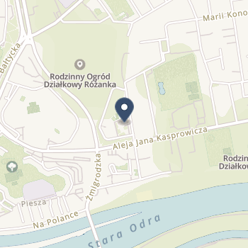 """Karłowickie Centrum Medyczne """"Kar-Med"""" na mapie"""