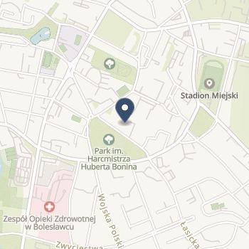 Miejski Zakład Rehabilitacji Leczniczej na mapie