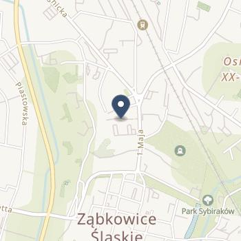 Gabinet Okulistyczny Małgorzata Gerasimiak na mapie