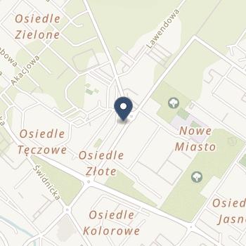 ISPL w Dziedzinie Okulistyka Marta Trela na mapie