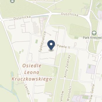 Gabinet Okulistyczny LekarzMarzena Pleszyńska-Wióra na mapie