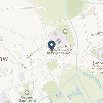 ISP Stomatologiczna Franciszka Barwińska - Altmajer na mapie