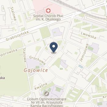 ISPL Gabinet Stomatologiczny na mapie