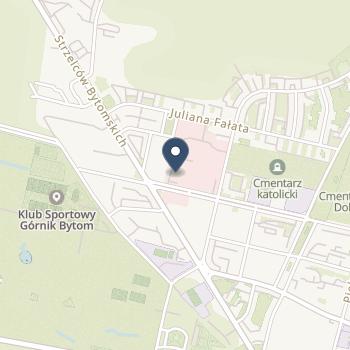 Wojewódzki Szpital Specjalistyczny nr 4 w Bytomiu na mapie